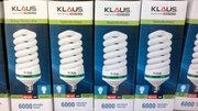 Энергосберегающие лампы Klaus в Алматы